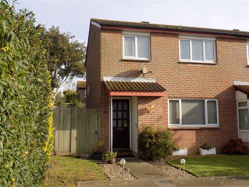 3 Bedrooms Semi Detached House for sale in Abbey Close, Peacehaven