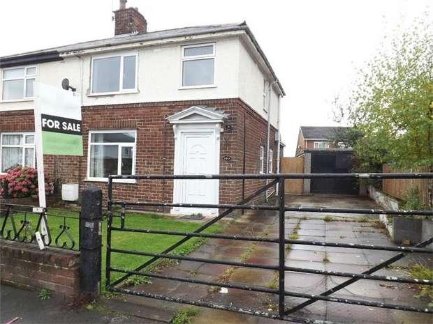 3 Bedrooms Semi Detached House for sale in Lyme Grove, Buckley, Flintshire