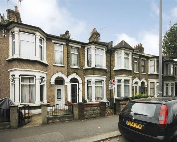 2 Bedrooms Terraced House for sale in Church Road, Leyton, London