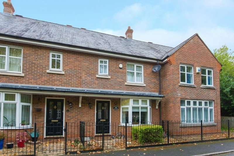 2 Bedrooms Terraced House for sale in Linden Square, Harefield, Middlesex