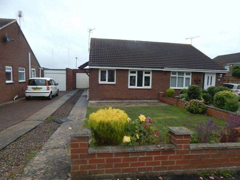 2 Bedrooms Bungalow for sale in Burnham Close, Blyth