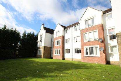 2 Bedrooms Flat for sale in John Marshall Drive, Bishopbriggs