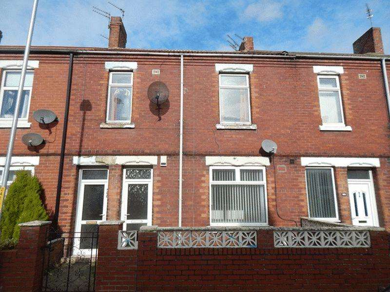 2 Bedrooms Ground Flat for sale in Plessey Road, Blyth