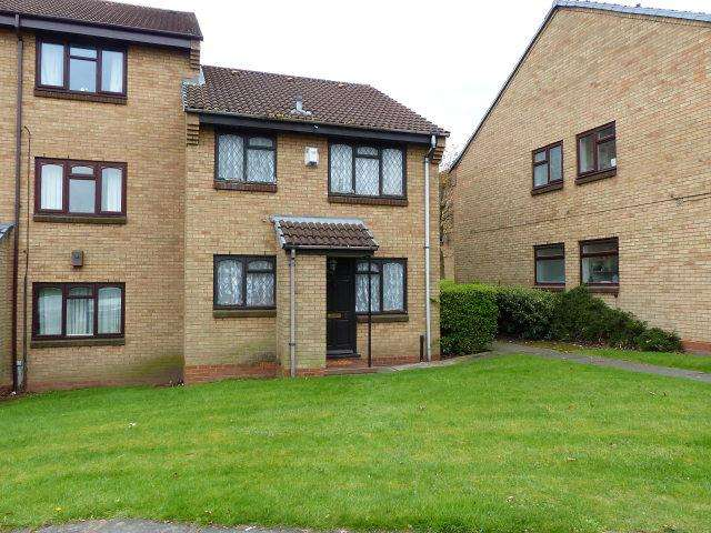 1 Bedroom Semi Detached House for sale in Osbourne Close,Aston,Birmingham