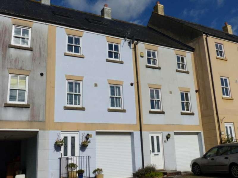 4 Bedrooms Terraced House for sale in Scholars Walk, Kingsbridge