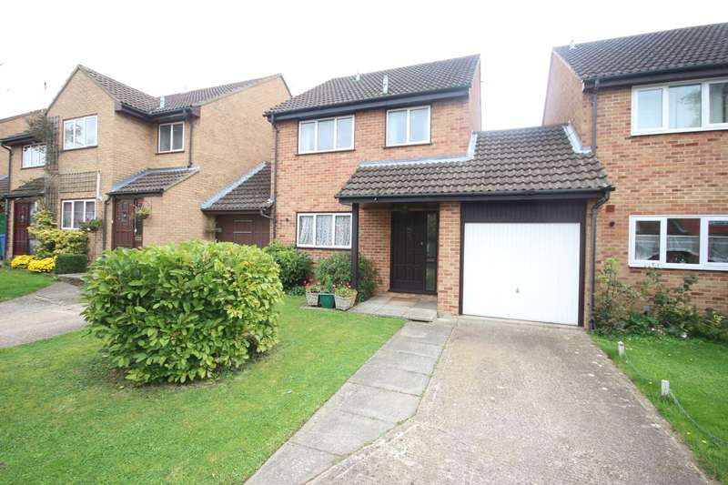 3 Bedrooms Link Detached House for sale in Arlington Close, Bracknell
