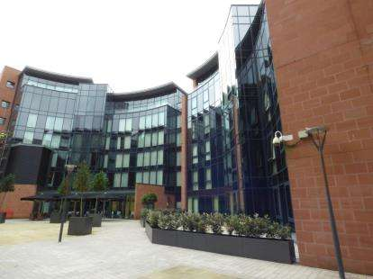 2 Bedrooms Flat for sale in Apartment 17, Nuns Road, Chester, Cheshire, CH1