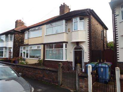 3 Bedrooms Semi Detached House for sale in Old Thomas Lane, Liverpool, Merseyside, L14
