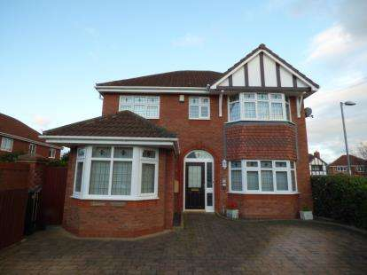5 Bedrooms Detached House for sale in St Mellion Crescent, The Fairways, Wrexham, Wrecsam, LL13
