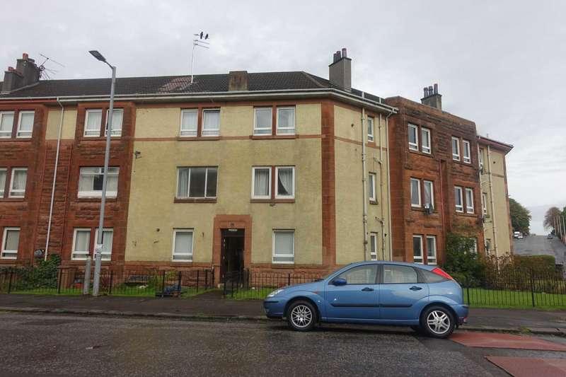 2 Bedrooms Flat for rent in Barterholm Road, Paisley
