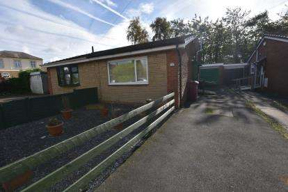1 Bedroom Bungalow for sale in Rose Hill Ave, Audley, Blackburn, Lancashire