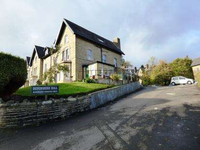1 Bedroom Flat for sale in Devonshire Hall, Buxton, Derbyshire