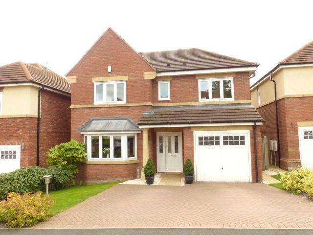 4 Bedrooms Detached House for sale in Hayfield Grove,Aldridge,Walsall