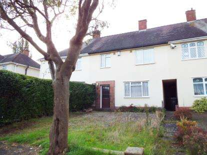3 Bedrooms Terraced House for sale in Manor Lane, Norton, Stourbridge, West Midlands