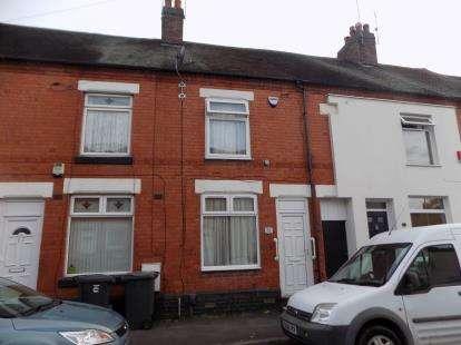3 Bedrooms Terraced House for sale in Duke Street, Nuneaton, Warwickshire