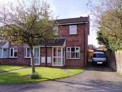 2 Bedrooms End Of Terrace House for sale in Compton Drive, Sutton Coldfield, West Midlands, .