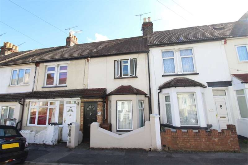 3 Bedrooms House for sale in Corporation Road, Gillingham