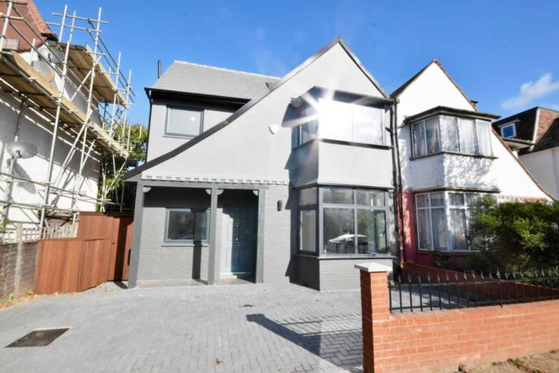 5 Bedrooms House for sale in Rodborough Road, Golders Green