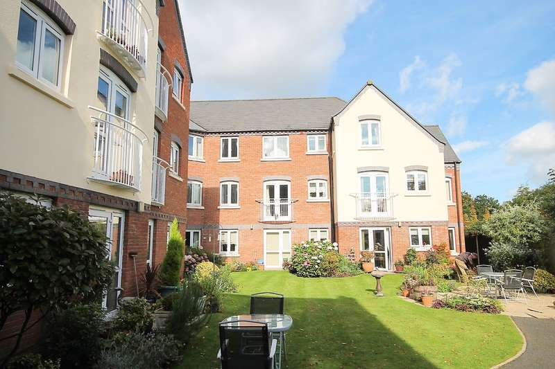 2 Bedrooms Flat for sale in Penny Court, Rosy Cross, Tamworth, B79 7QT