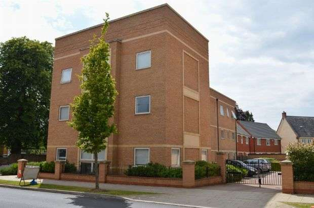 2 Bedrooms Flat for rent in Alfred Knight Close, Duston, Northampton NN5 6FB