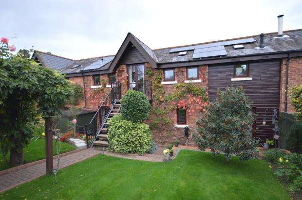 4 Bedrooms Terraced House for sale in Monkerton Court, Pinn Lane, Exeter, Devon