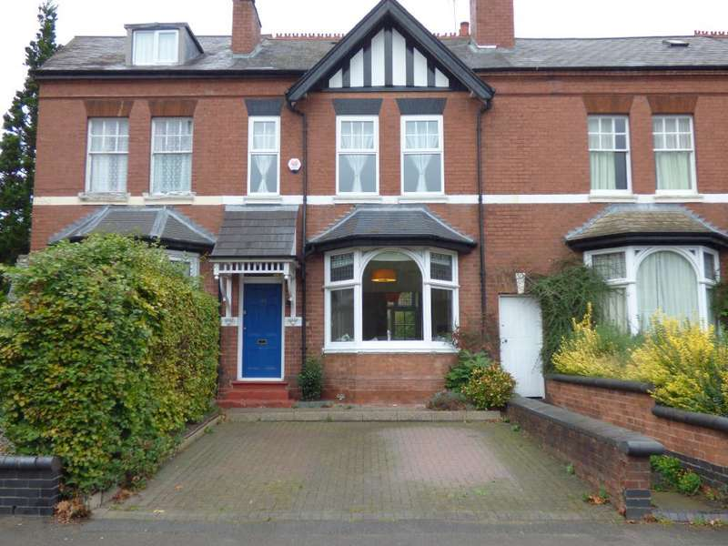 4 Bedrooms Terraced House for sale in Court Oak Road, Harborne, Birmingham, B17 9TH