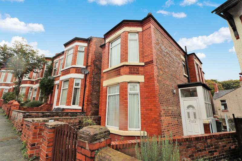 3 Bedrooms Detached House for sale in Aylesbury Road, Wallasey, CH45 1NE