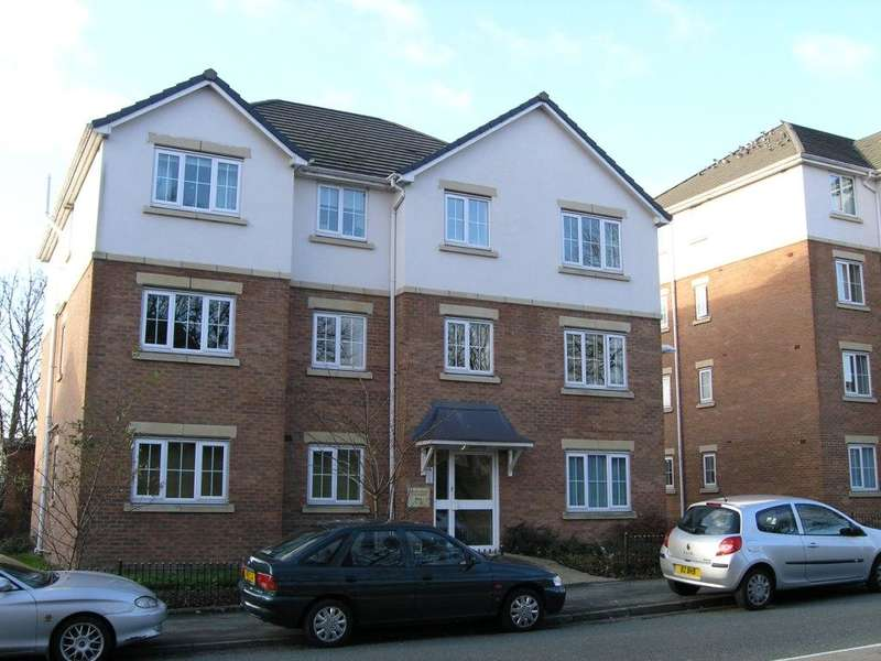 2 Bedrooms Apartment Flat for sale in Odeon House, 395 Langworthy Road, Salford, M6 7AH