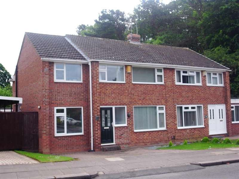 4 Bedrooms Semi Detached House for sale in Fulthorpe Avenue, Darlington