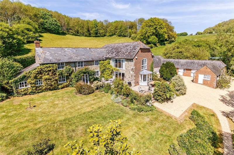 4 Bedrooms House for sale in Compton Abbas, Shaftesbury, Dorset