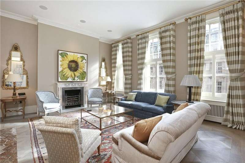 3 Bedrooms Flat for sale in Albert Court, Prince Consort Road, Knightsbridge, London, SW7