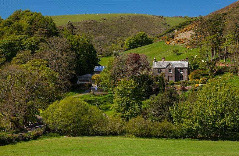 5 Bedrooms Farm House Character Property for sale in Oare, Lynton, Somerset, EX35