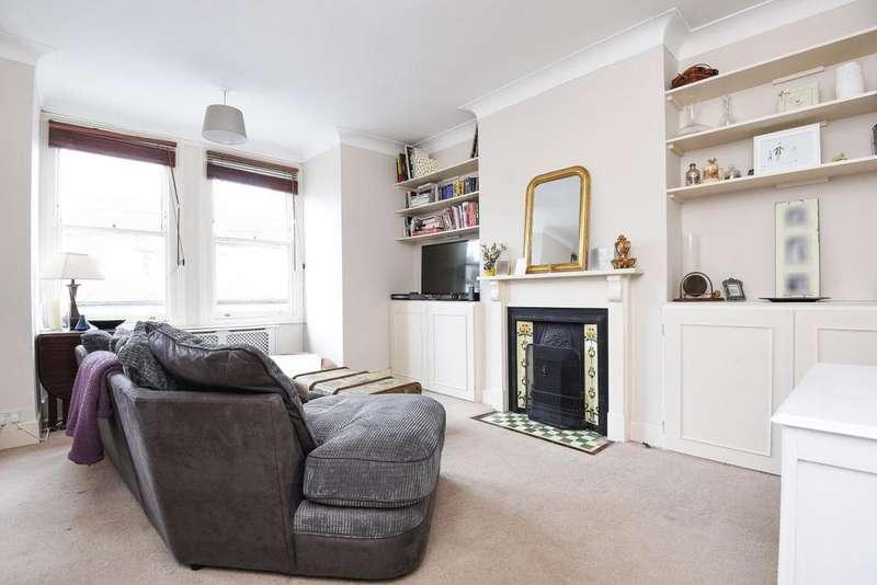 3 Bedrooms Flat for sale in Ribblesdale Road, Furzedown