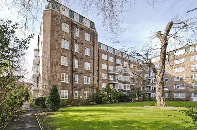 2 Bedrooms Flat for sale in Pembroke Road, Kensington, London