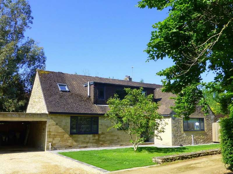 5 Bedrooms Detached House for sale in Northleigh, Bradford On Avon