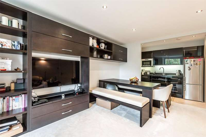 2 Bedrooms Flat for sale in Eccleston Square, Pimlico, London
