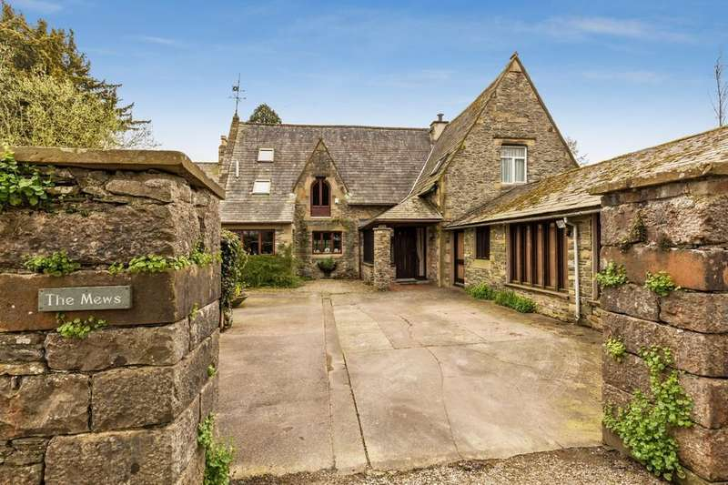 4 Bedrooms Detached House for sale in The Mews, Parkside Road, Kendal, Cumbria LA9 7LG