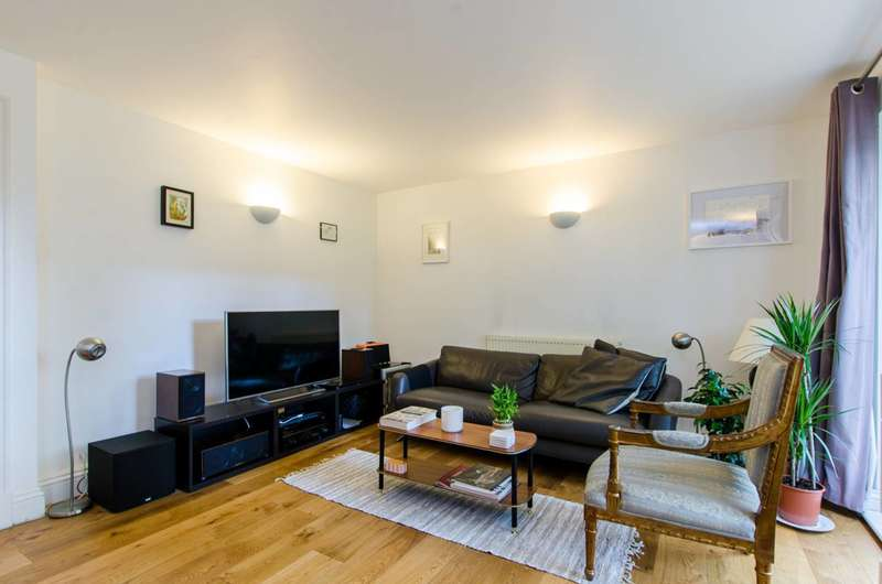2 Bedrooms Flat for sale in St.Matthews Row, Brick Lane, E2