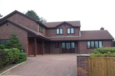5 Bedrooms Detached House for rent in Rubbing Stone, Caldy
