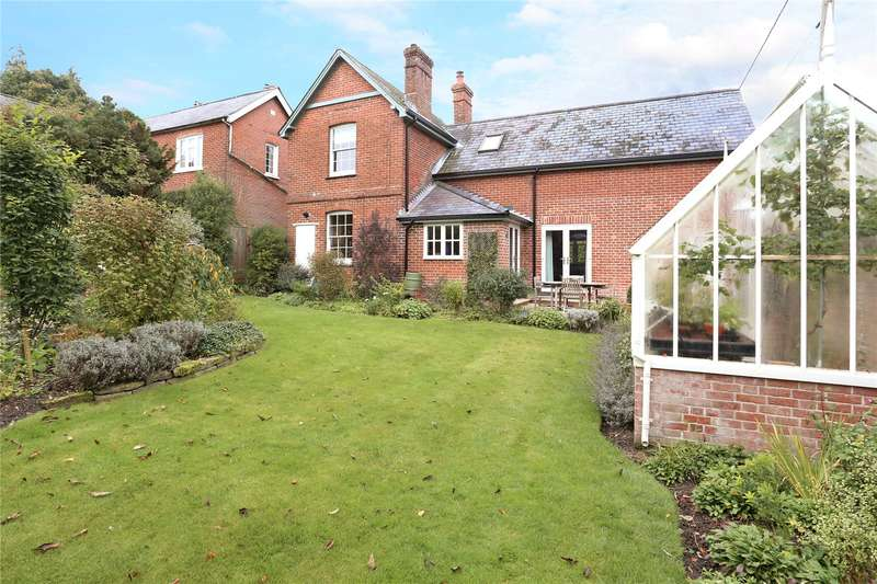 3 Bedrooms Detached House for sale in Bishop's Sutton Road, Bishop's Sutton, Alresford, Hampshire, SO24