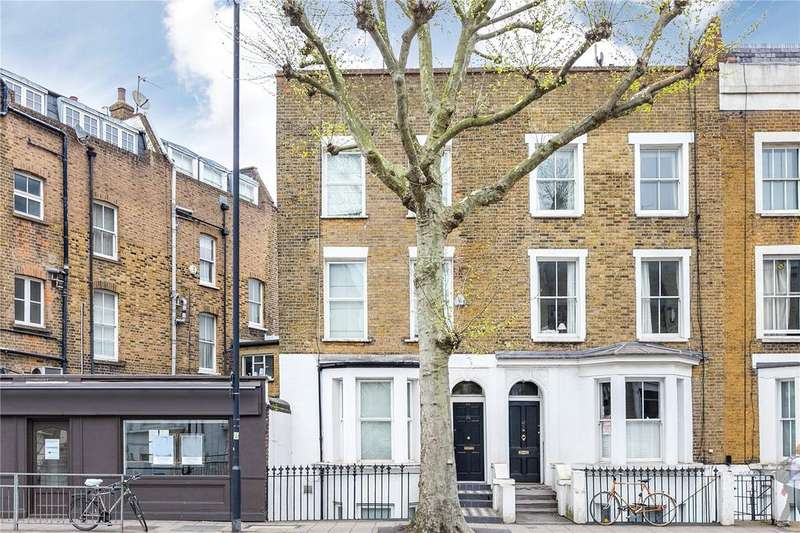 3 Bedrooms End Of Terrace House for sale in Harwood Road, Fulham Broadway, London