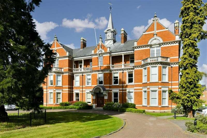 2 Bedrooms Flat for sale in Prospect House, Epsom, Surrey
