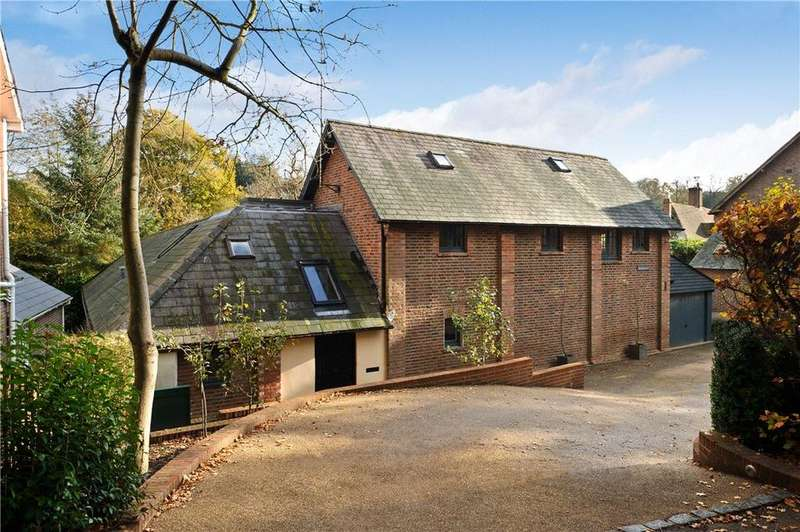 5 Bedrooms Detached House for sale in Woods Green, Wadhurst, East Sussex, TN5