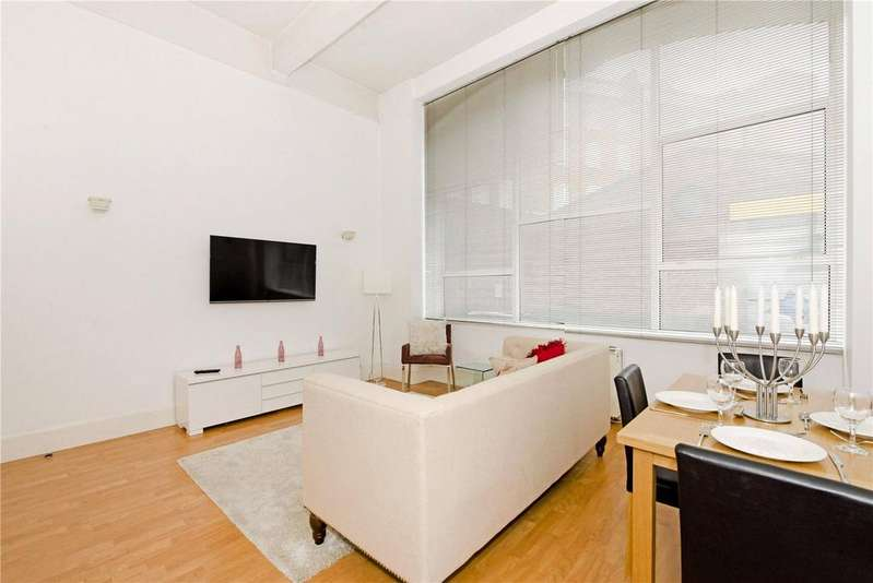 1 Bedroom Flat for rent in Dingley Road, Islington, London