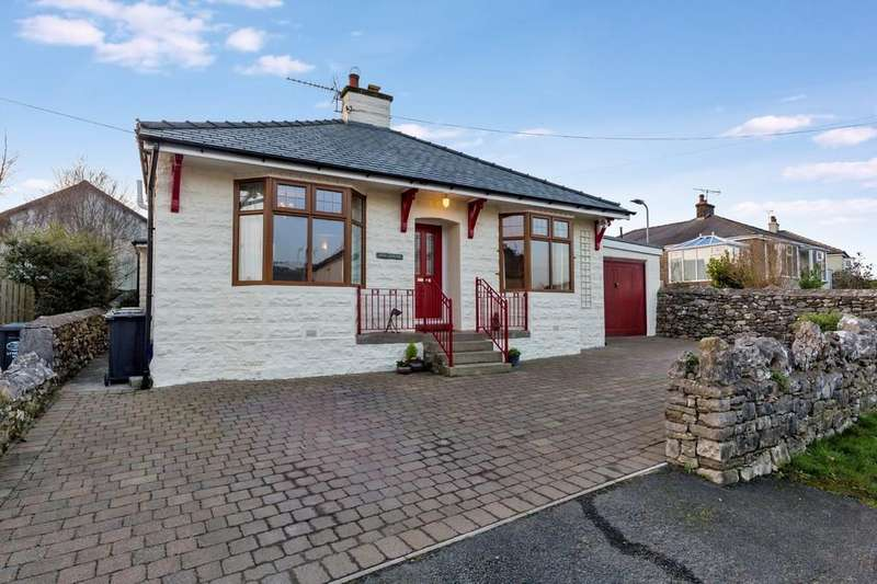 2 Bedrooms Detached Bungalow for sale in High Ground, Church Road, Allithwaite, Grange-Over-Sands, Cumbria, La11 7RD
