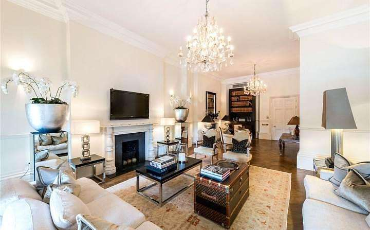 6 Bedrooms Flat for rent in Cambridge Gate, Regents Park, London NW1