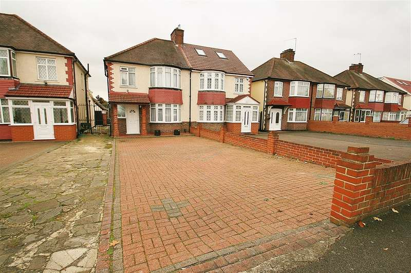 3 Bedrooms Semi Detached House for sale in Hayes
