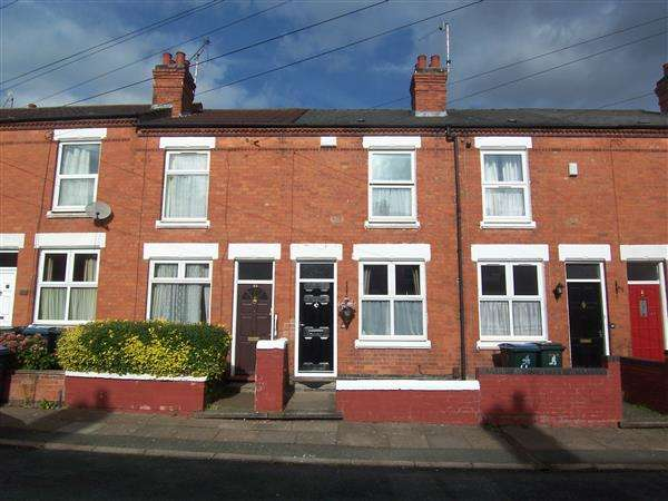 2 Bedrooms Terraced House for sale in Kirby Road, Coventry
