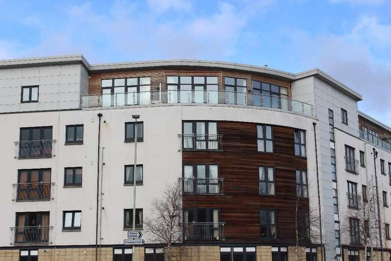 3 Bedrooms Apartment Flat for sale in Vasart Court, Perth, Perthshire , PH1 5QZ