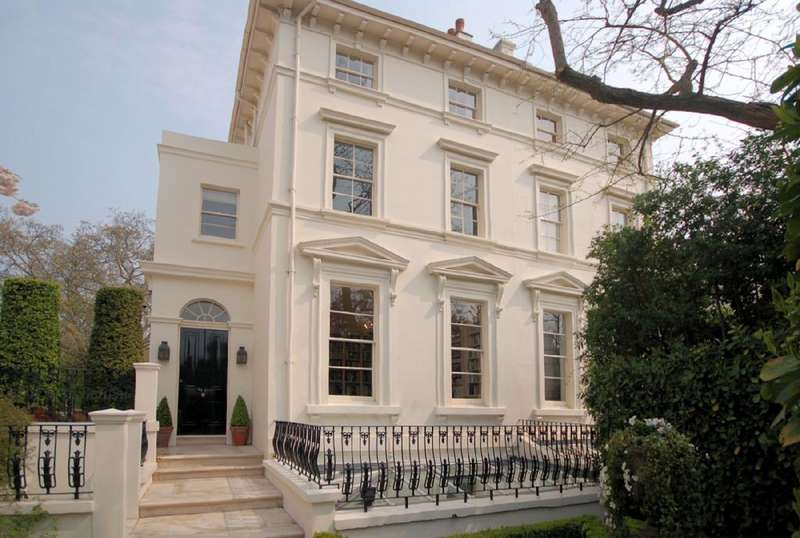 6 Bedrooms House for rent in Warwick Avenue, Little Venice, W9 2PT